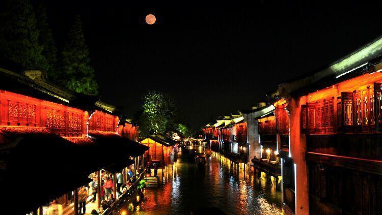 """中國被稱為""""東方威尼斯""""的古鎮,距今已有7000年歷史! 小喵喵看世界 第14张"""