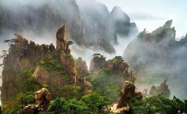 中国5A级景区排行榜: 九寨沟排名第三, 第一名简直是实至名归 小喵喵看世界 第4张